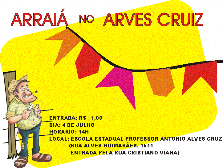 ARRAIA DO ARVES CRUIZ