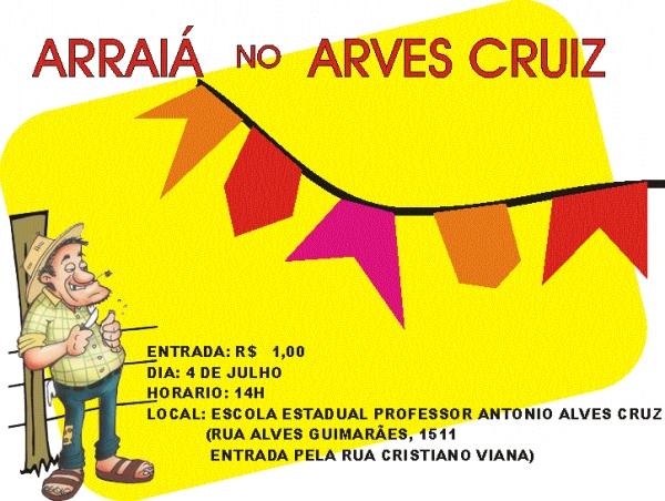 ARRAIA DO ARVES CRUIZ