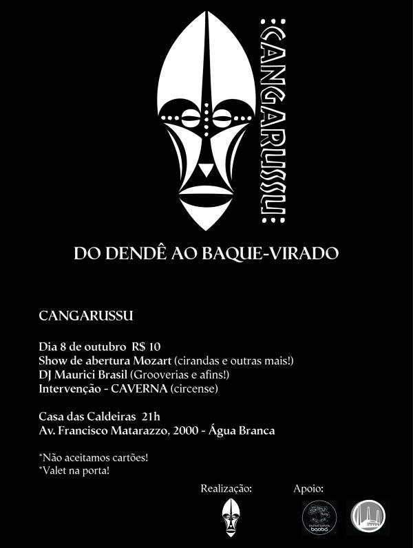 Apresentação do Grupo Cangarussu